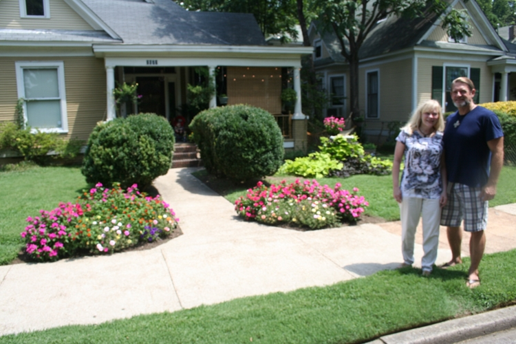Yard of the Month August 2011