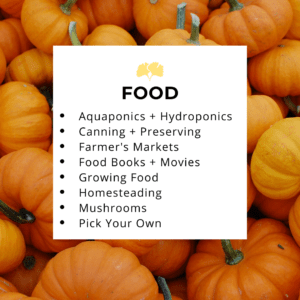 list of food resources