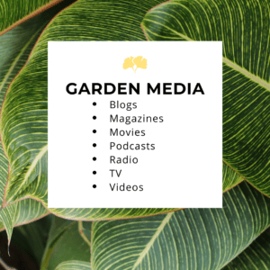 garden media resources